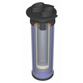 Глубинный фильтр Donaldson Ultrafilter для удаления воды, масляных аэрозолей и твердых частиц из сжатого воздуха и газов